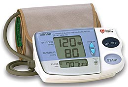 Omron HEM-780 Blood Pressure Monitor