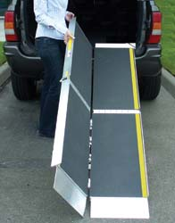 EZ-Access Trifold Wheelchair Ramp