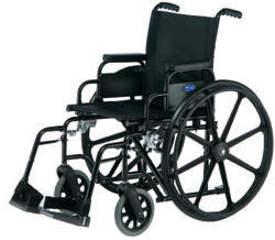 1800XT Manual Wheelchair
