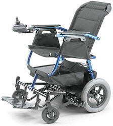 Invacare At'm Motorized Take Along Wheelchair