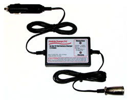 MobileCharge In-Car Battery Charger