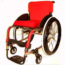 TiLite Evo Ultralight Wheelchair