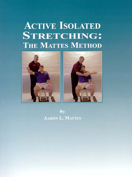 cover of stretching book.